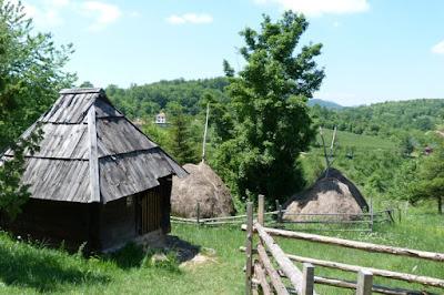 Servië, Openlucht museum Sirogojno