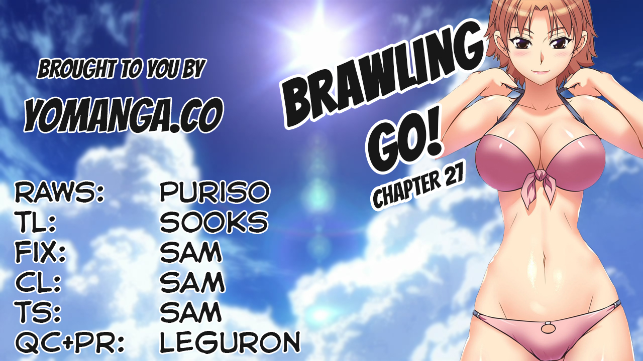 Brawling Go - Chapter 28