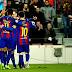 Com Hat-trick de Messi e show de Neymar, Barcelona massacrou o Celtic