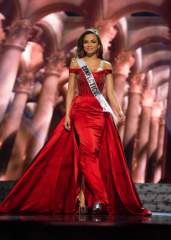 Miss USA 2016 -- The Best Evening Gowns Of The Night