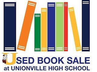 UHS Used Book Sale Logo