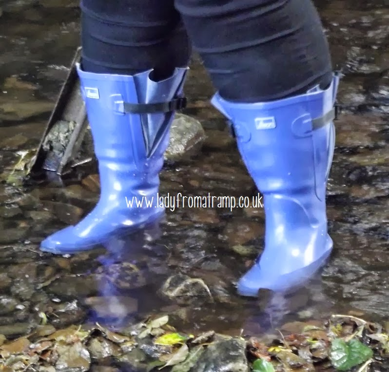 Extra Wide Calf Wellies >> Wide Fit Wellies from Jileon - Lady From a Tramp