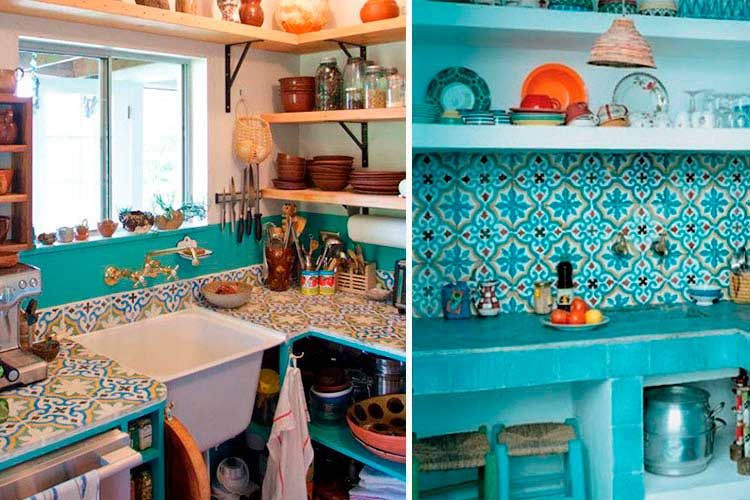 Marzua tipos de encimeras de cocina - Encimeras de azulejos ...