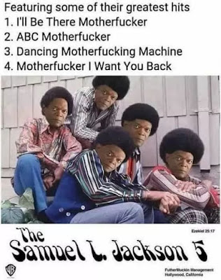 The Samuel L Jackson Five