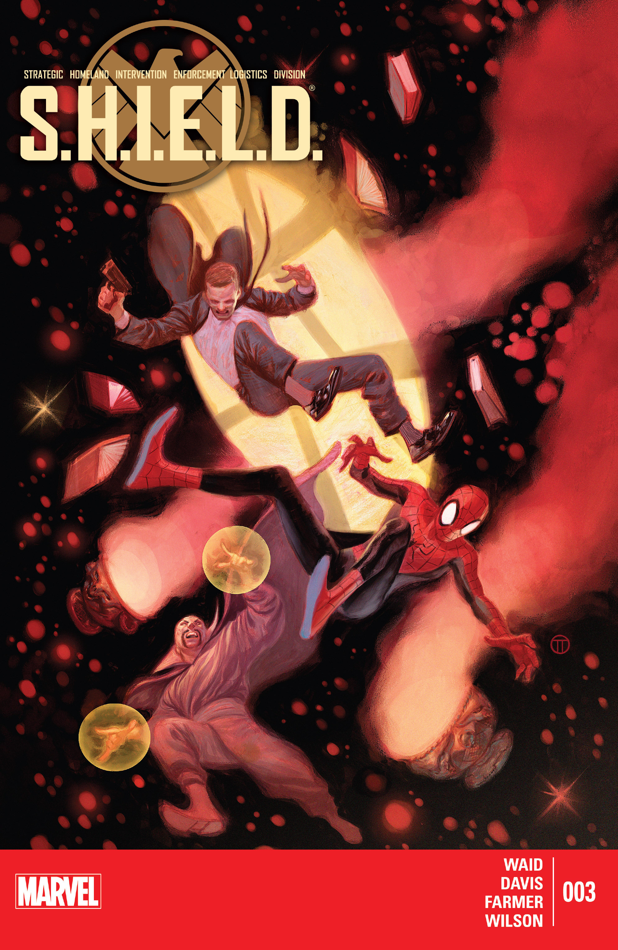 S.H.I.E.L.D. (2015) 3 Page 1