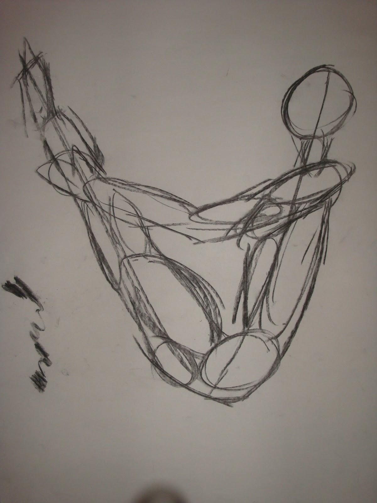 AR 135: Journal 11- Gesture Drawing