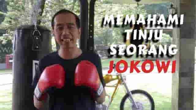 Memahami Tinju Seorang Jokowi