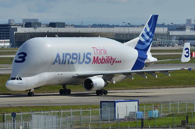 Gambar Pesawat Airbus Beluga 10