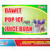 Download Desain Spanduk Pop Ice & Jus Vector CDR