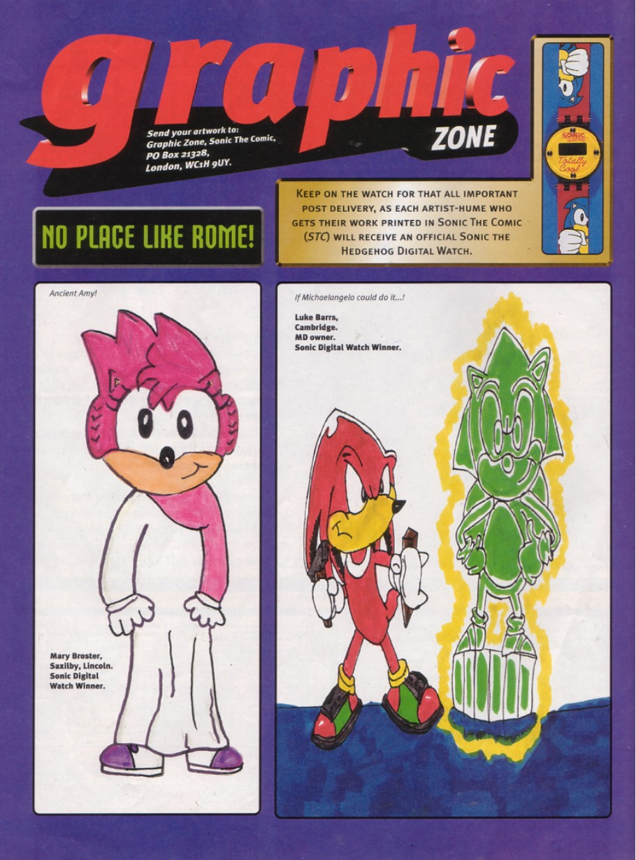 Read online Sonic the Comic comic -  Issue #144 - 14