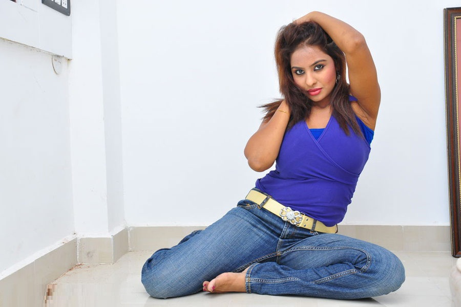 Srilekha Spicy Hot Photoshoot