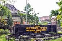 Pendaftaran Mahasiswa Baru ( UNIV-VETERANBANTARA ) Universitas Bangun Nusantara Sukoharjo