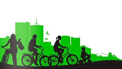 fomento de la bicicleta
