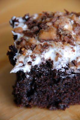 Chocolate Cake Condensed Milk Skor