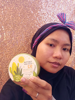 beauty enthusiast, aloe vera soothing gel, n'pure aloe vera soothing gel, skincare review, beauty blogger, honest review aloe vera soothing gel, aloe vera produk lokal