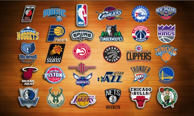 Times NBA - Guia de jogos