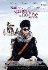 """Carátula del DVD: """"Nadie quiere la noche"""""""
