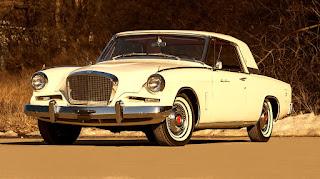 1962 Studebaker Gran Turismo Hawk  Front Left