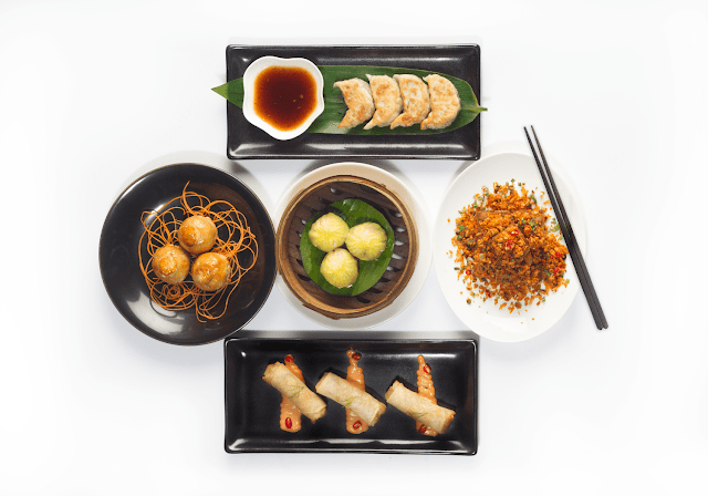 This Raksha Bandhan, enjoy a four course meal with endless dim sum at Yauatcha