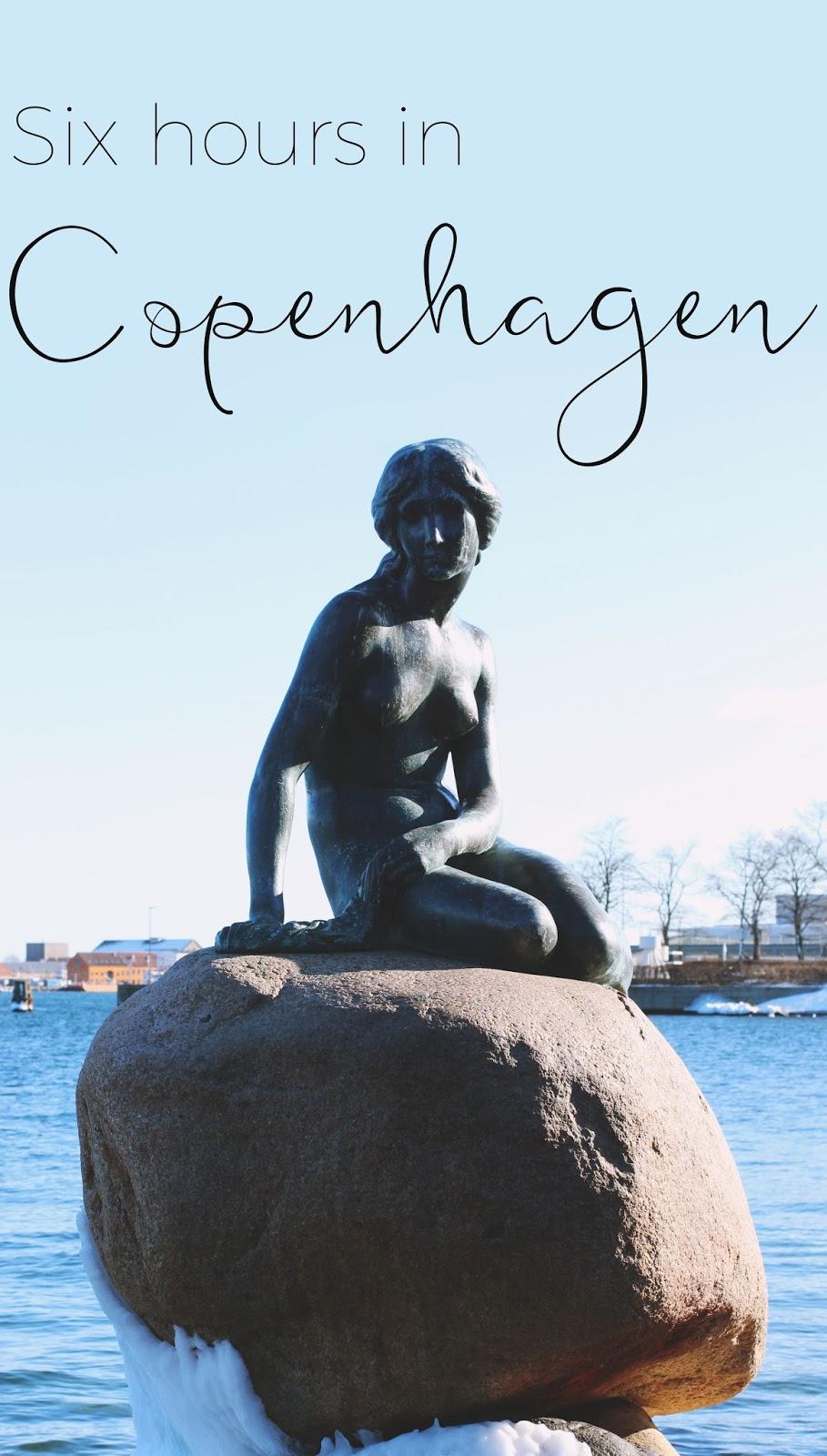 Copenhagen day trip
