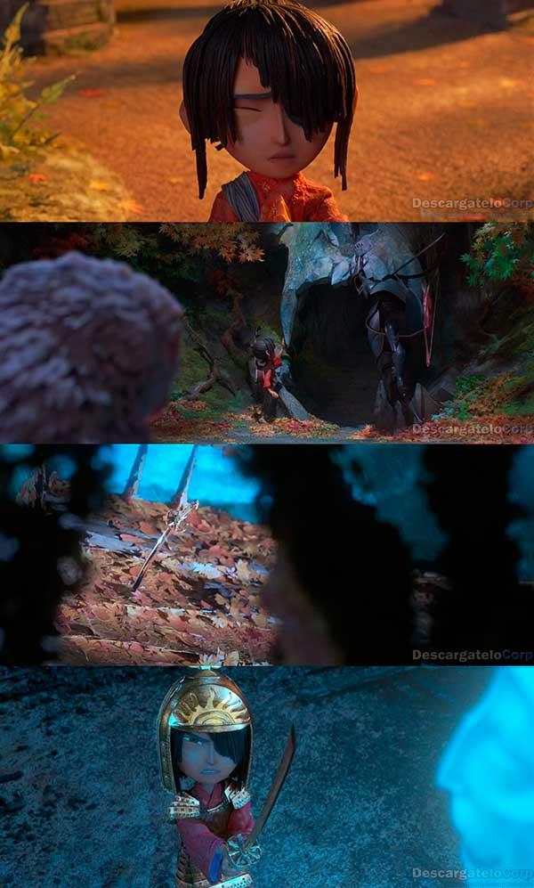 Kubo y la Busqueda Samurai HD 1080p Español Latino