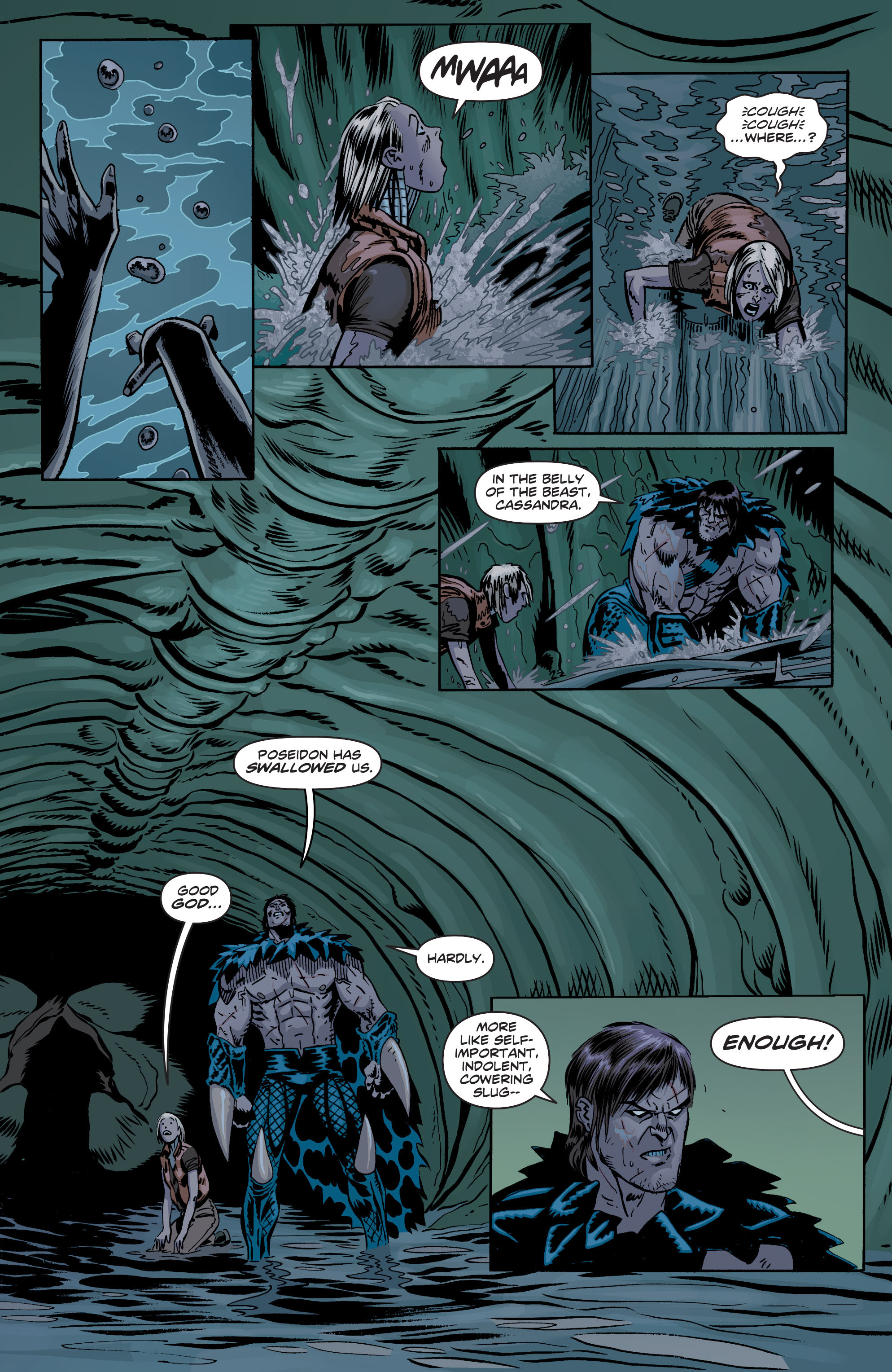 Read online Wonder Woman (2011) comic -  Issue #19 - 10
