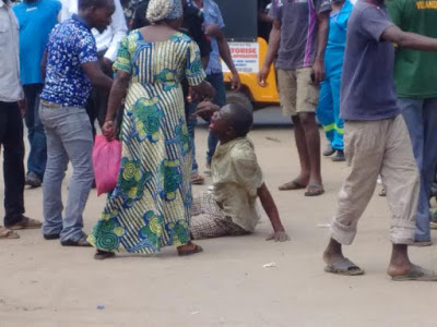 traffic robbers agege lagos