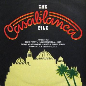Rock On Vinyl Various Artists The Casablanca File 1975