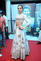 Catherine Tresa in Beautiful emroidery Crop Top Choli and Ghagra at Santosham awards 2017 curtain raiser press meet 02.08.2017 002.JPG