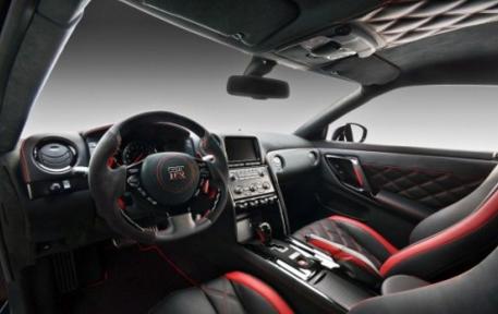 2017 Nissan GT-R R36 Hybrid