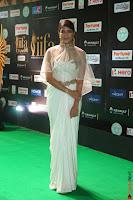 Lakshmi Prasanna in Transparent Saree Spicy Sleeveless Choli at IIFA Utsavam Awards 2017  Day 2  Exclusive 07.JPG