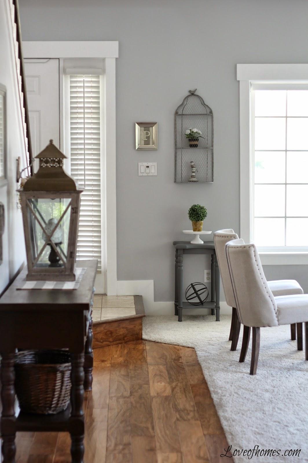 LOVE OF HOMES: Living Room {REVEAL}