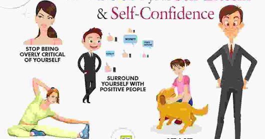Tips on How to Boost Your Self-Confidence - Some Positive Self-Talk up Confidence Level