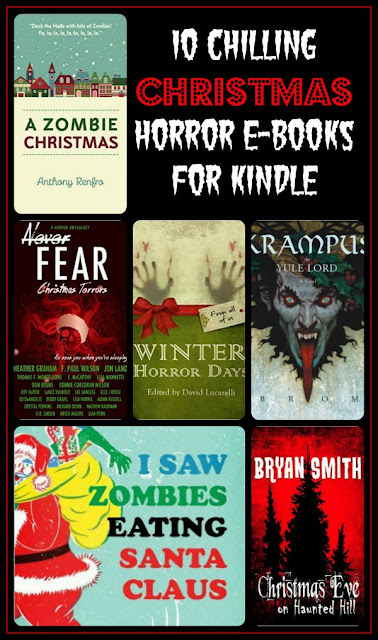 Scary Christmas stories. Creepy Christmas stories. Scary books to read at Christmastime. Christmas horror books. Holiday horror. Evil Christmas. creepy santa stories christmas ghost stories.