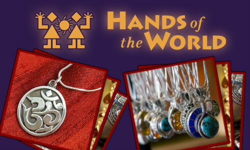 Hands of the World gift shop