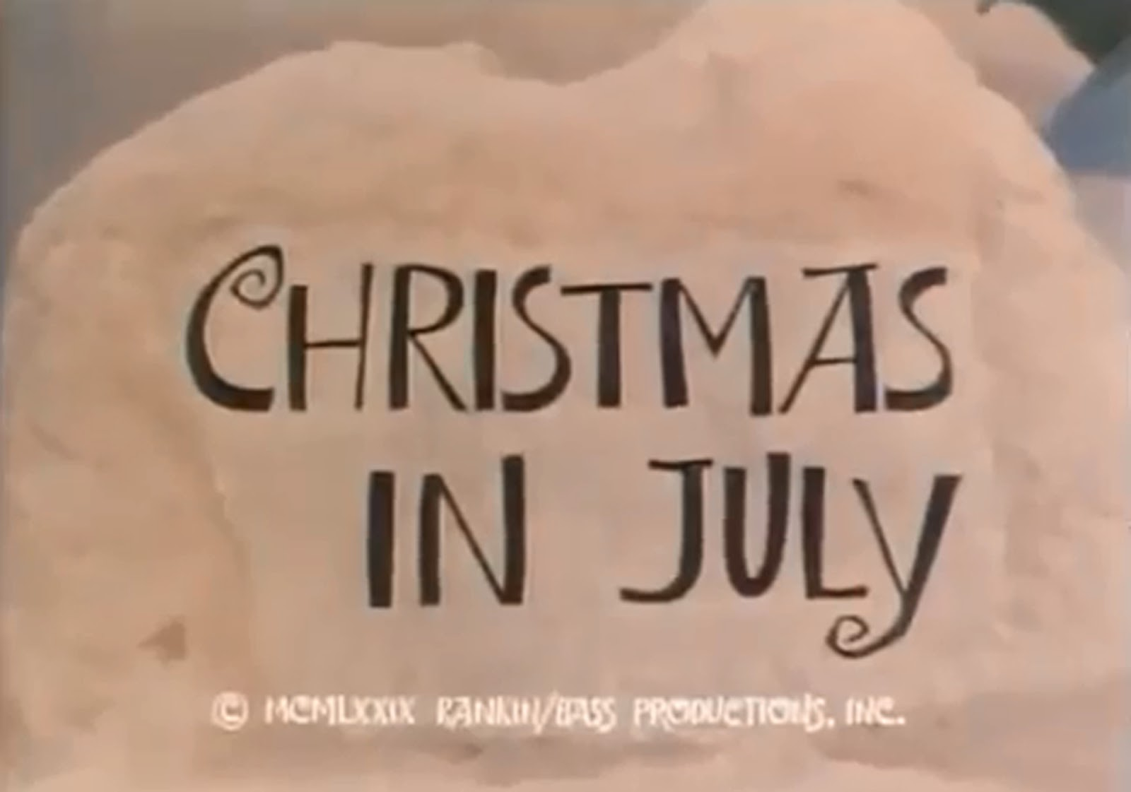 Rudolph And Frostys Christmas In July.Retahensid Film Review Rudolph And Frosty S Christmas In July