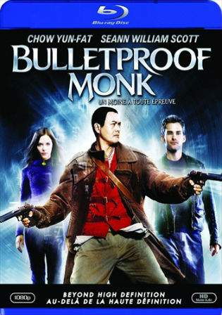 Bulletproof Monk 2003 BRRip Hindi 950MB Dual Audio 720p Watch Online Full Movie Download bolly4u