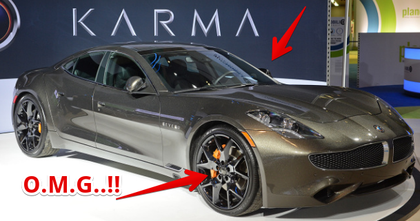 2017 Detroit Auto Show Preview : Karma Automotive Convertible Or Coupe