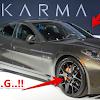 2017 Detroit Auto Show Preview : Karma Automotive Convertible Or Coupe