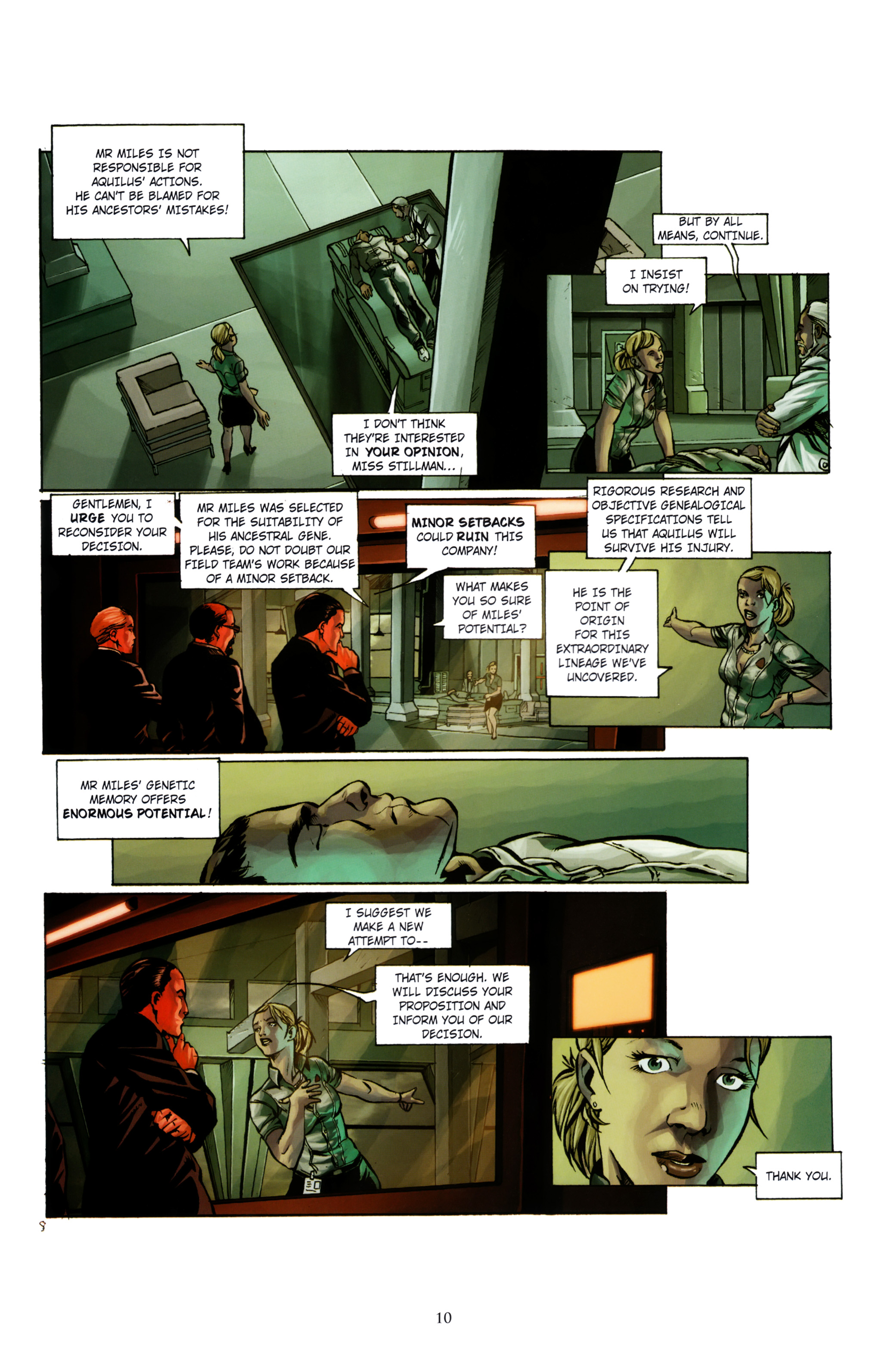 Read online Assassin's Creed (2012) comic -  Issue #1 - 14