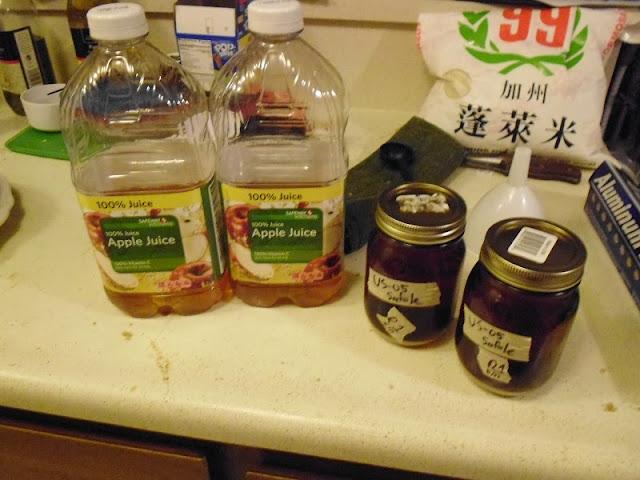 Cider Yeast Starters