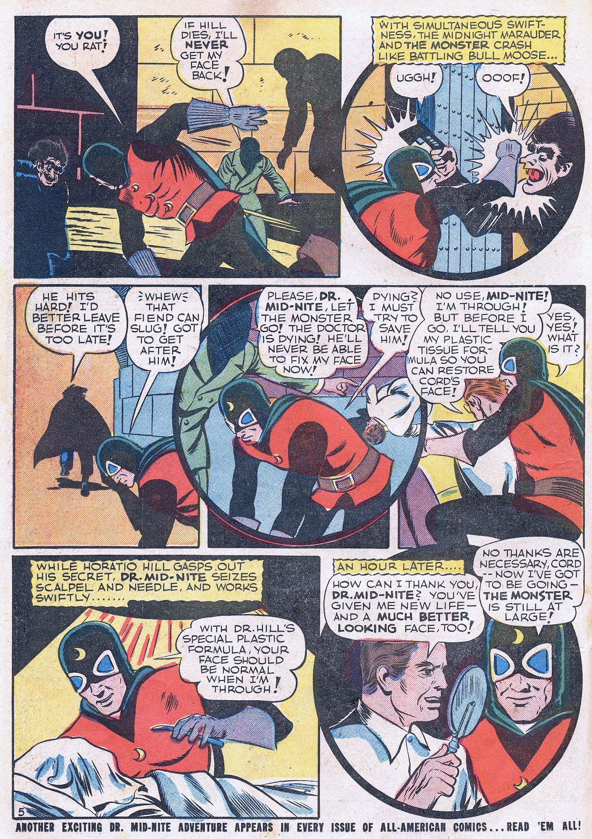 Read online All-Star Comics comic -  Issue #20 - 33