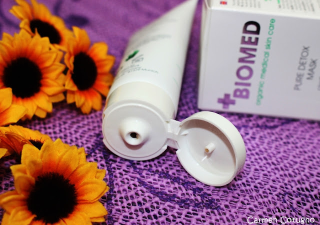 Biomed, recensione Pure Detox Mask