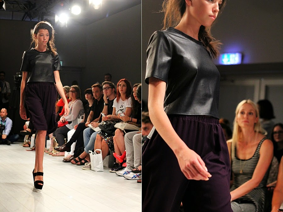 BARRE NOIRE TIMM SÜSSBRICH MERCEDES BENZ FASHION WEEK BERLIN MYBERLINFASHION
