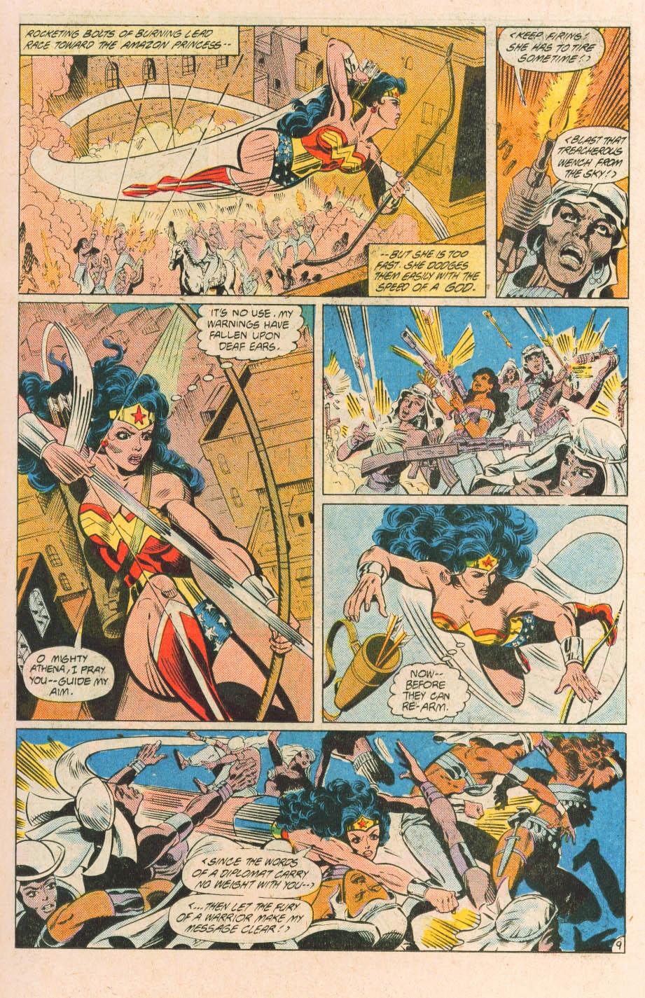 Read online Wonder Woman (1987) comic -  Issue #31 - 11