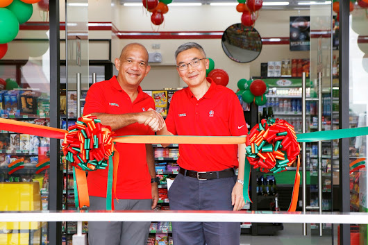 7-Eleven, Caltex celebrate solid partnership with landmark 100th store opening