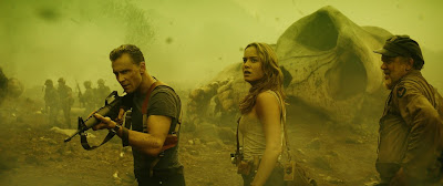 Tom Hiddleston, Brie Larson and John C. Reilly in Kong: Skull Island (33)