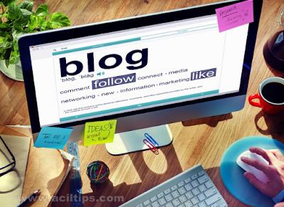 10 Cara Membuat Blog yang Menarik di Baca Pengunjung