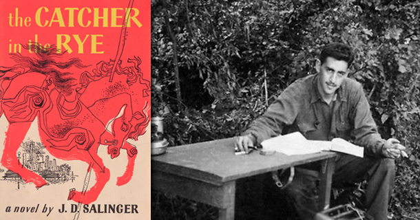 a comparison of catcher in the rye by jd salinger and rebel without a cause by nicholas ray 1955 marked the year in which nicholas ray's film rebel without a cause was comparison between catcher in the rye and nicholas ray and jd salinger.