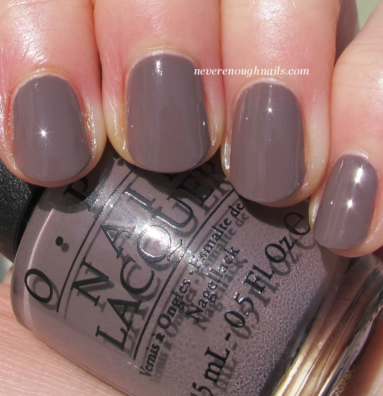 Opi I Sao Paulo Over There Is A Purple Y Taupe Creme With Hints Of Gray Feel Like This Could Be Close To Some Other Opis